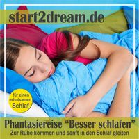 Phantasiereise: Besser schlafen