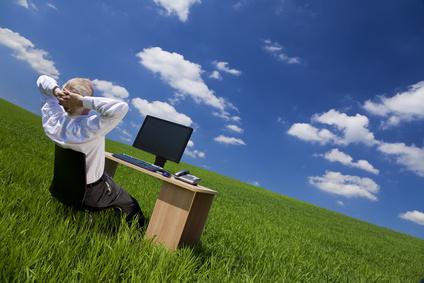 Entspannungstechniken für zwischendurch im Büro